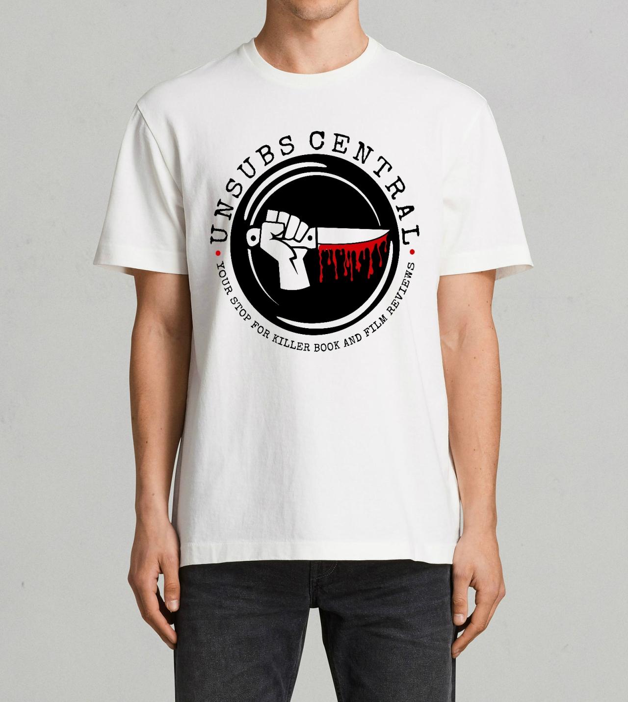 Unsubs Central shirt - Logo 1