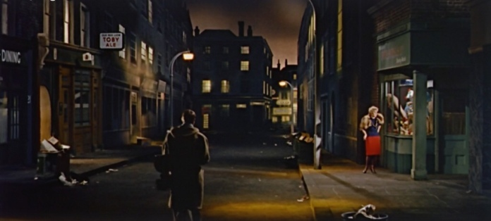 Opening scene, Peeping Tom. Courtesy Astor Pictures.